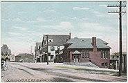 R. R. Station, Somersworth, NH