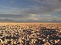 Sonnenuntergang im Salar de Atacama.JPG