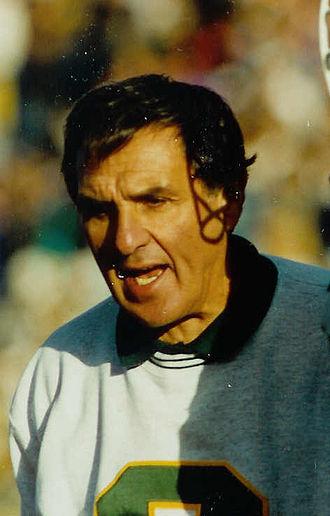 Colorado State Rams football - Coach Lubick