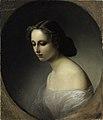Sophie de Keyshenni portree, Carl Timoleon von Neff, EKM j 190-281 M 639.jpg