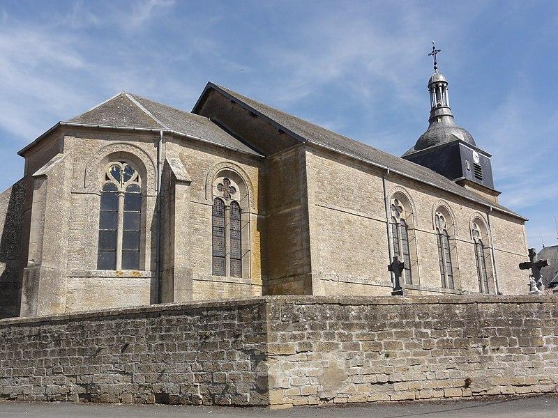 Sorbey (Meuse) église