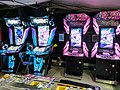 Sound Voltex Exceed Gear Standard and Valkyrie Model cabinets.jpg