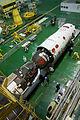 Soyuz TMA-10M spacecraft integration facility 5.jpg