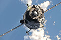 Soyuz TMA-20 spacecraft approaches the ISS 1.jpg