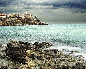 Burgas Province - View of Sozopol