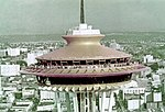 Space Needle during World's Fair, 1962 (26520242127).jpg