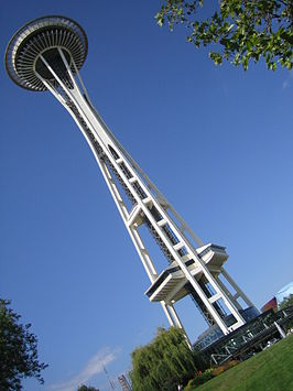 De Space Needle