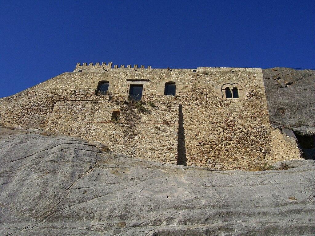 Sperlinga castle