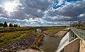 Split Rock Creek Dam, Minnesota in Autumn (26391615209).jpg