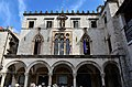 Sponza Palace, Dubrovnik, 16th century (2) (29525834193).jpg