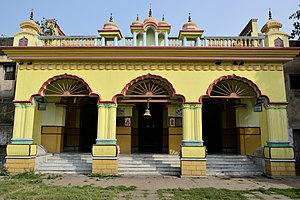 Kidderpore - Sri Sri Patit Pabani Durga Mandir