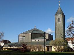 St. Nikolaus Kirche Bad Vilbel