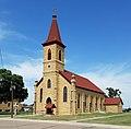 St. Anthony Church (Schoenchen, Kansas) 20180610.jpg