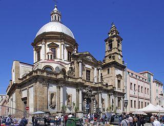 Angelo Italia Sicilian Jesuit and architect
