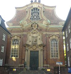 Fasada kościoła św. Józefa