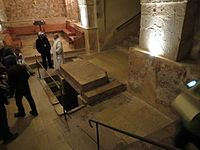 St. Mary of the Resurrection Abbey in Abu Ghosh 12.jpg