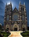 St. Peter's Cathedral Basilica in London, Ontario.jpg