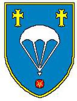 31st Airborne Brigade (Bundeswehr) - Image: St Kp LL Brig 31