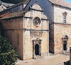 St. Saviour Church,...