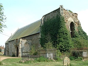 Alderton, Suffolk - Image: St Andrews Alderton geograph.org.uk 841905