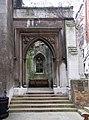St Dunstan in the East, St Dunstan's Hill, London EC4 - Doorway - geograph.org.uk - 716914.jpg