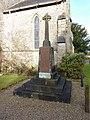 St John's Church, Levens, War Memorial - geograph.org.uk - 1723309.jpg