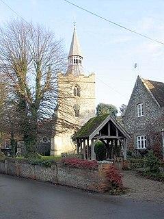 Barley, Hertfordshire village and civil parish in the district of North Hertfordshire, England