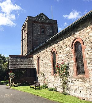 Broughton-in-Furness - St Mary Magdalene's Church, Broughton-in-Furness