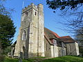 St Mary's Church, Sidlesham (NHLE Code 1233271).JPG