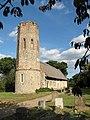St Mary's church, Ashby, Suffolk - geograph.org.uk - 1507382.jpg