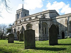 St Mary the Virgin - Eaton Bray - geograph.org.uk - 147319.jpg