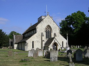 Immagine St Michael's Church, Betchworth - geograph.org.uk - 582782.jpg.