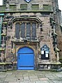 St Michael's Church, Croston, Doorway - geograph.org.uk - 940470.jpg