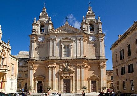 st pauls cathedral mdina - 970×684