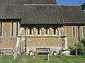 St Peter's Church, School Lane, Hascombe (April 2015) (13).JPG
