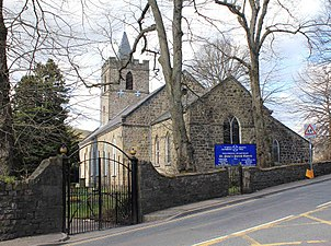 St Peter's Parish Church, Blaenavon - geograph.org.uk - 2897554.jpg