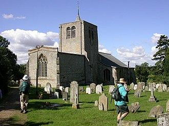 Thurleigh - St Peters Church, Thurleigh