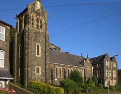 St Tudwal's Church, Barmouth