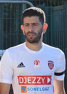 Stade rennais vs USM Alger, July 16th 2016 - Mohamed Meftah 2.jpg