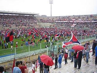 Stadio Erasmo Iacovone - Image: Stadio Erasmo Iacovone playoff 4