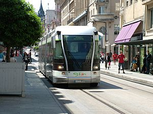 Stadtbahn Nancy