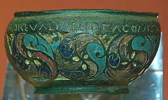 Celtic Britons - The Staffordshire Moorlands Pan