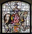 "Stained glass ""Don Enriq"" in the Alcázar. Segovia, Spain.jpg"