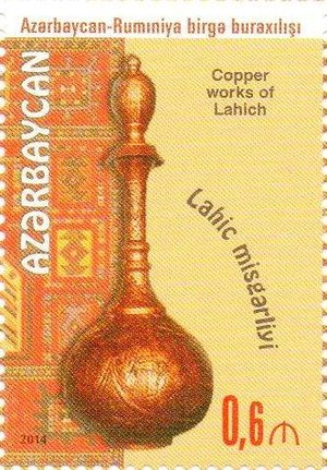 Lahıc copper craft