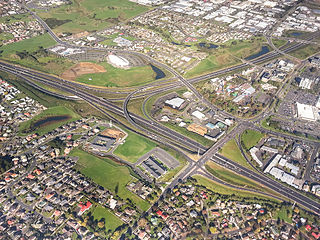 Manukau Suburb in Auckland Council, New Zealand