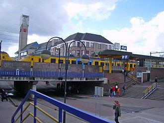 Houten - Image: Station Houten, oostzijde