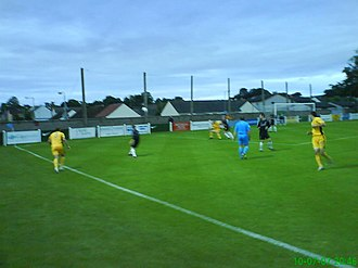 Nairn County F.C. - Image: Station Park, Nairn geograph.org.uk 749524