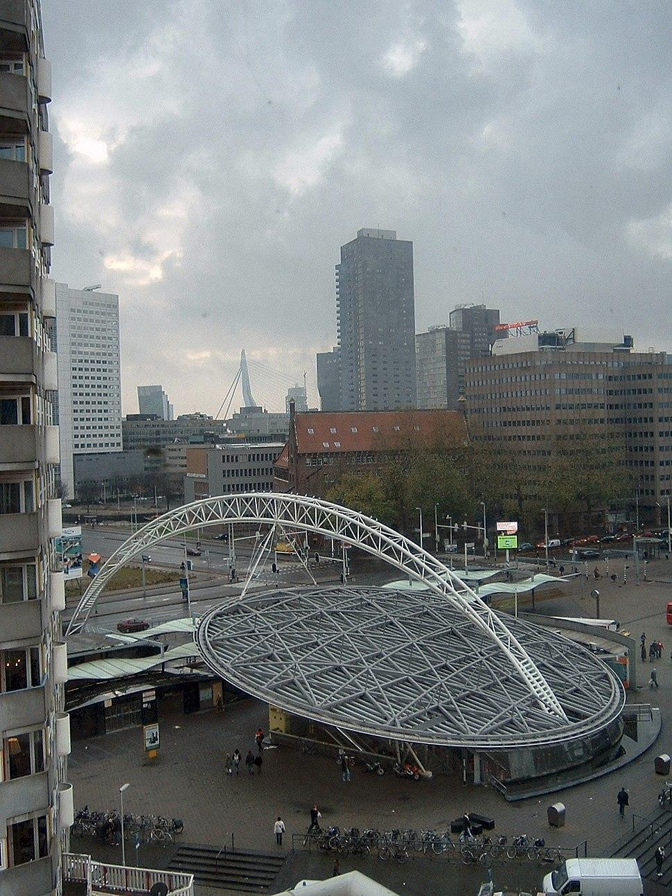 Station Rotterdam-Blaak