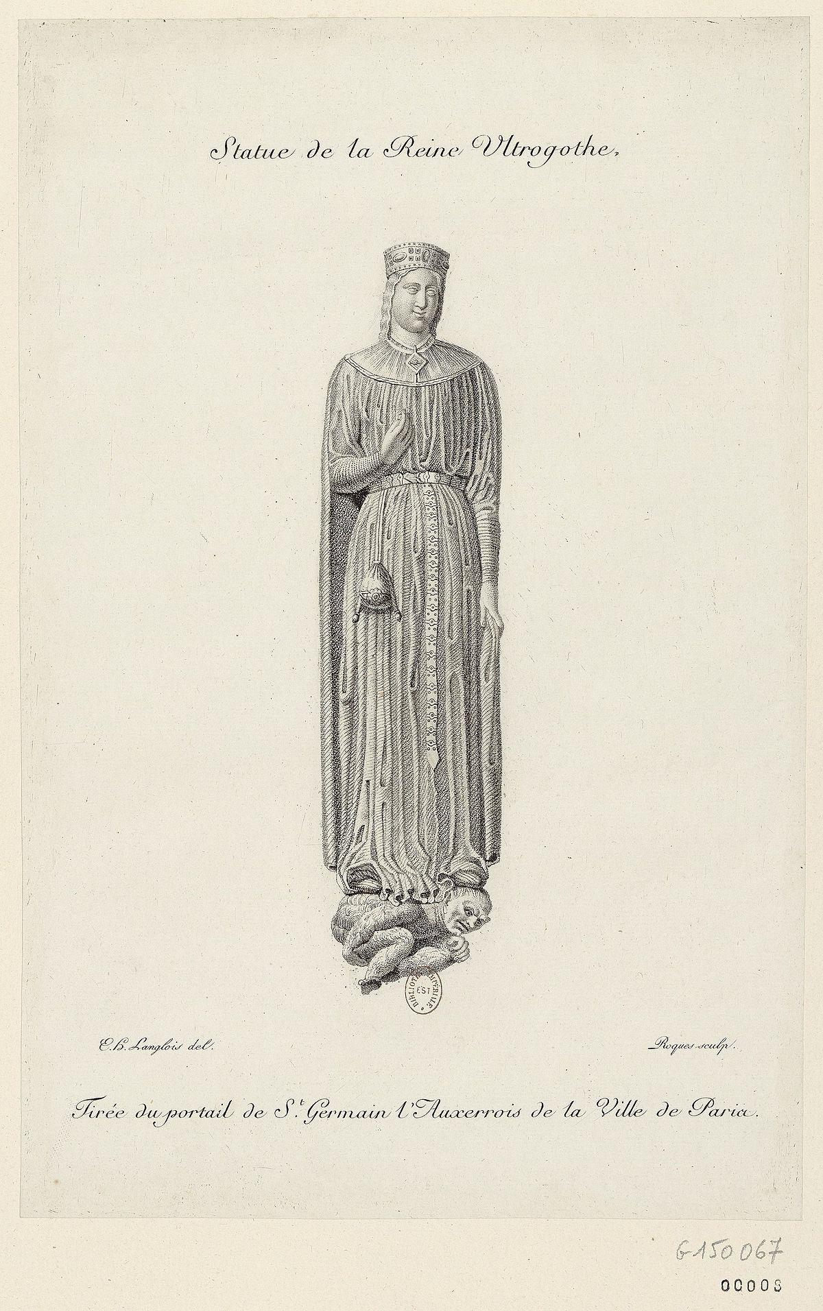 Ultrogothe wikip dia for La quincaillerie saint germain