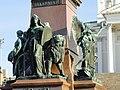 Statue of Alexander II in Helsinki - DSC03934.JPG